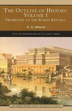 The Outline of History, Volume 1 by Wells, H. G.