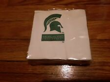Michigan State Napkins