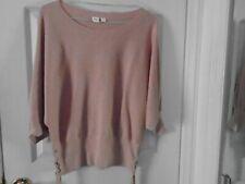 Gap Lace Up Sides Sweater Size Medium