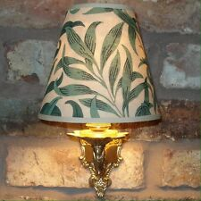 William Morris Willow Bough - Medium Candle Clip Lampshade Wall/Base