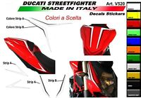 Kit adesivi per carene Ducati Streetfighter