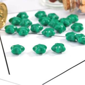 10Pc Wax Seal Beads green Sealing Envelope Stamps Wedding Art Crafts Decorations