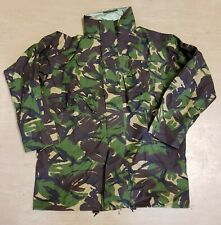 New Genuine British Army Issue Woodland DPM Military Goretex Jacket 170/88 Small