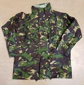 Genuine British Army Issue Woodland DPM Military Goretex Jacket 190/120 XXL