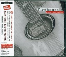 FIREHOUSE GOOD ACOUSTICS JAPAN CD +1 - BRAND NEW FACTORY SEALED GIFT QUALITY!