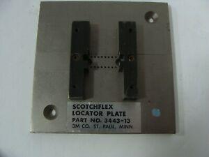 3M Scotchflex locator plate PN 3443-13