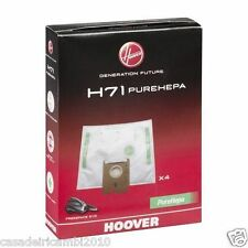 HOOVER SACHETS H71 ASPIRATEUR REMORQUAGE FREESPACE PUREHEPA ORIGINALS 35601069