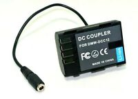 DMW-DCC12 DC Coupler for Panasonic DMC-GH3 DMC-GH3K DMC-GH3KBODY