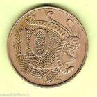 1977 AUSTRALIAN CIRCULATED 10 CENT COIN