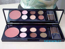 Estee Lauder Blush & 6 Eyeshadow Palette NUDE ROSE SAND COPPER PENNY CAMOUFLAGE