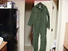 US ARMY COVERALLS UTILITY OD GREEN SIZE MEDIUM NWT