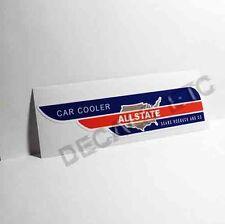 ALLSTATE Car Cooler Sticker, evaporative swamp cooler decal, thermador