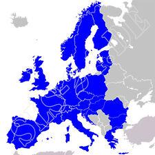 OPEL Navi CD70 Europa + Deutschland Update CD Paket 2015 Navigation TomTom Astra