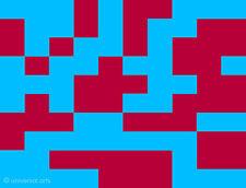 MARIO STRACK - Coloursplit limitiert Grafik Original signiert Druck xx Kunst art