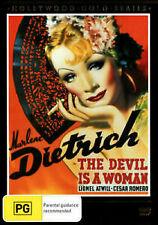 The Devil Is a Woman - Marlene Dietrich - New R4 DVD  t93
