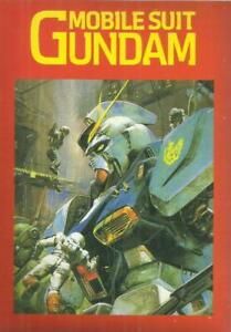 GUNDAM 12 POSTCARD SET + BOOK - SET DI 12 CARTOLINE + LIBRETTO