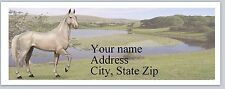 Personalized Address Labels Horse Buy 3 get 1 free (ac 827)