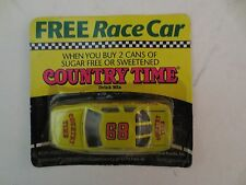 Country Time Die Cast Race Car Free Giveaway MOC