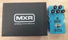MXR M234 Analog Chorus electric guitar effects pedal, brand new boxed