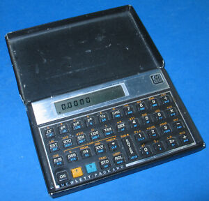HP 11C pocket calculator   Hewlett Packard