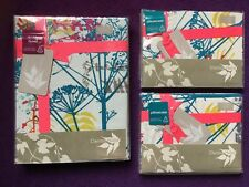 Clarissa Hulse Backing Cloth Multi Brights Double Duvet & 2 Oxford Pillowcases