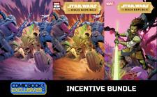 More details for star wars high republic #4 incentive bundle - comic book rare