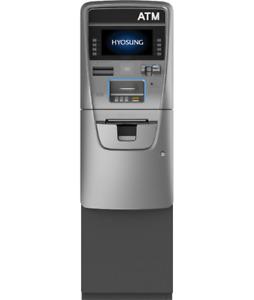 Nautilus Hyosung Halo II (2) ATM Machine With Processing