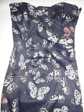 New Karen Millen butterfly dress UK8 RRP 190€