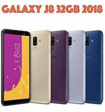 Совершенно новый SAMSUNG GALAXY J8 2018 разблокировать 32 ГБ/64 ГБ Dual SIM LTE 4G смартфон
