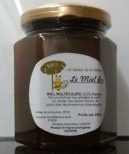 Miel bio Multifleurs 100% naturel 250gr