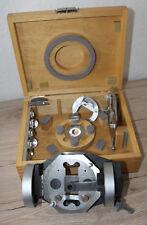 BWM Mikroskop Microscope Universal Drehtisch / Schwenktisch mit Zubehör