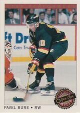1992-93 OPC. Premier Pavel Bure Star Performers INSERT #10-Vancouver Canucks