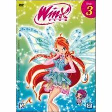 Winx club - stagione 3 vol 1 - il ballo della principessa - DVD NUOVO SIGILLATO
