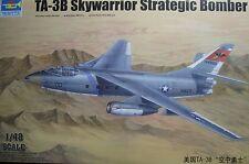 1/48 Douglas TA-3B Skywarrior by Trumpeter