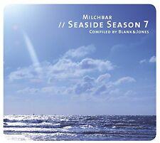 BLANK & JONES - MILCHBAR SEASIDE SEASON 7 (DELUXE HARDCOVER PACKAGE)  CD NEU