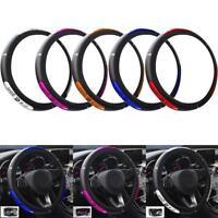 Foam Steering Wheel Cover/Glove Soft/Padded Car/Van-Universal+ PU Select color