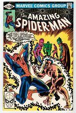 Marvel AMAZING SPIDER-MAN #215 - NM 1981 Vintage Comic Book