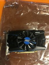 MSI Radeon R7 250 2GB DDR3 OC PCI Express 3.0 Video Graphics Card