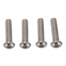 4x Triple Clamp Upper Lower Screws for Bad Boy CVO Dyna Electra Glide Fat Boy