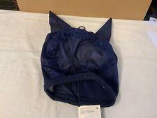 KJ/rs453 bü#Aus Insolvenz: Pfiff Fliegenschutzmaske mit Ohren Shetty - Blau
