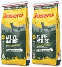 Josera Active Nature 2 x 15 kg Hundefutter für aktive Hunde