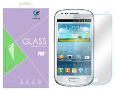 Samsung Galaxy S3 mini TEMPERED Glass Screen Protector Guard HQ Film i8190 S III