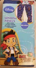 "Disney Jake and the Neverland Pirates Window Curtain Panel 42"" x 63"" NEW"