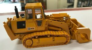 Classic Construction Models CAT 973 Track Loader with Demolition Package
