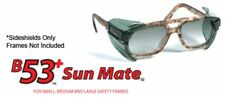 Safety Optical B-53 Tinted Side Shields Large Z87.1 Compliant (1 Pair)