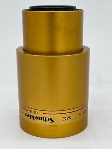 Schneider Cinelux Ultra 160mm F2.5  35mm & 70mm Motion Picture Cine Lens