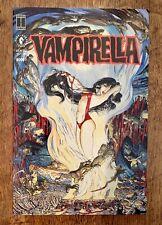 VAMPIRELLA: MORNING IN AMERICA #1 (1991) VF/NM; HARRIS DARK HORSE KALUTA CVR