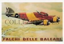 Aviazione (Brovarone) Publicard 91: Savoia Marchetti S 79 - Falchi delle Baleari