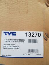 Fits TYC1909 Brand New Replacement Aluminum Radiator with Warranty
