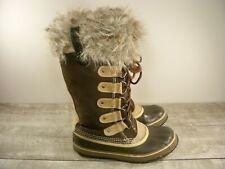 Sorel Joan of Arctic Women's Winter Snow Waterproof Leather Boots NL2434 Size 8